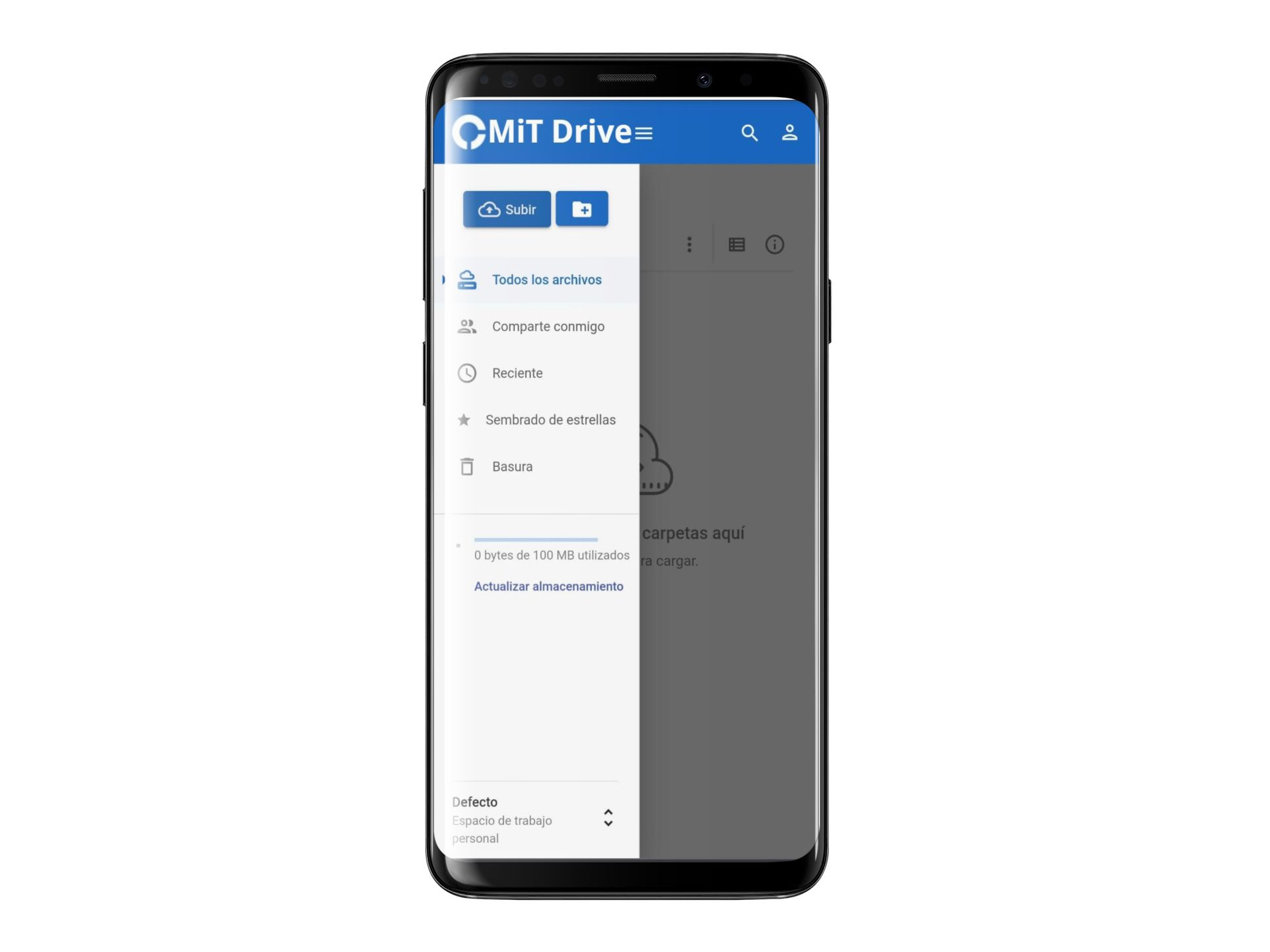 galaxy s9 mockup template against transparent background a19508 4 MiT Drive