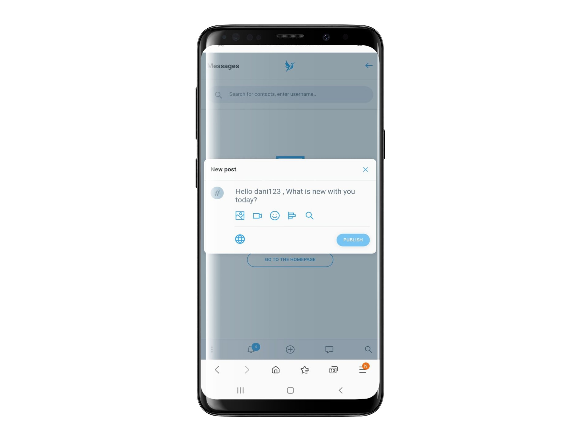galaxy s9 mockup template against transparent background a19508 1 1 MiT Social Sharing